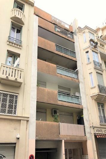 Photo n°1 - Vente appartement Nice 06000 - 133 000 €