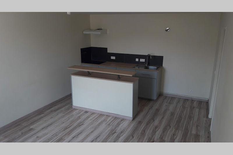 Photo n°2 - Vente appartement Saint-Jean-du-Gard 30270 - 47 500 €