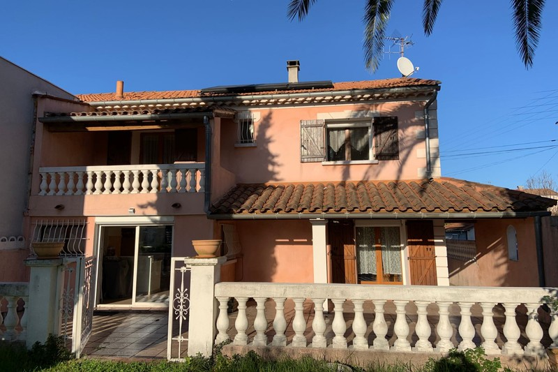 Photo Townhouse Alès Ales,   to buy townhouse  4 bedroom   120 m²