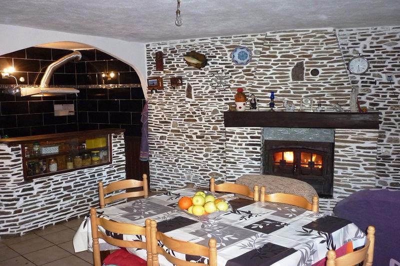 Maison de village Saint-Germain-de-Calberte Cévennes,   achat maison de village  3 chambres   70m²