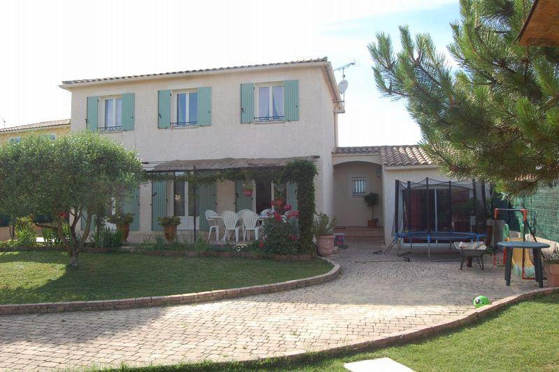 Photo Villa Alès Ales,   achat villa  4 chambres   134m²