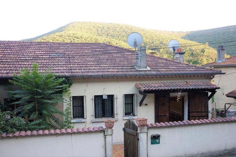 Villa Les Salles-du-Gardon Ales,   achat villa  5 chambres   170m²