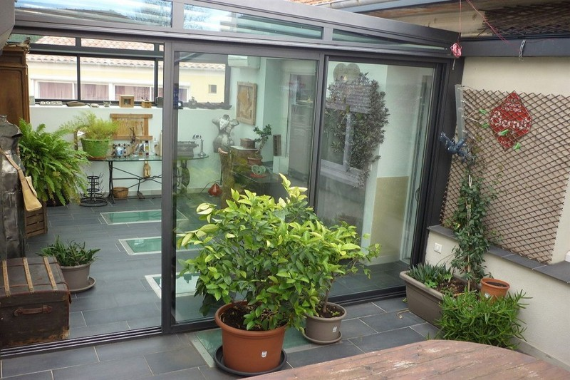Photo n°1 - Vente maison de ville Alès 30100 - 285 000 €