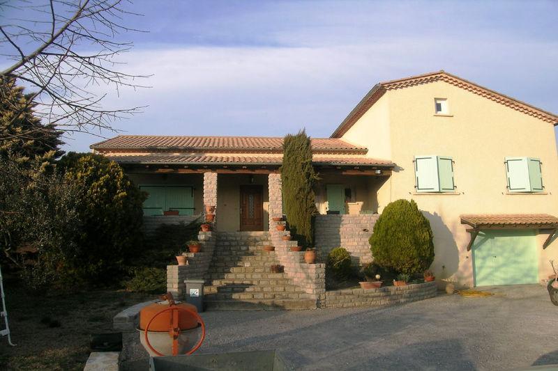 Photo n°1 - Vente Maison villa Saint-Christol-lès-Alès 30380 - 266 000 €