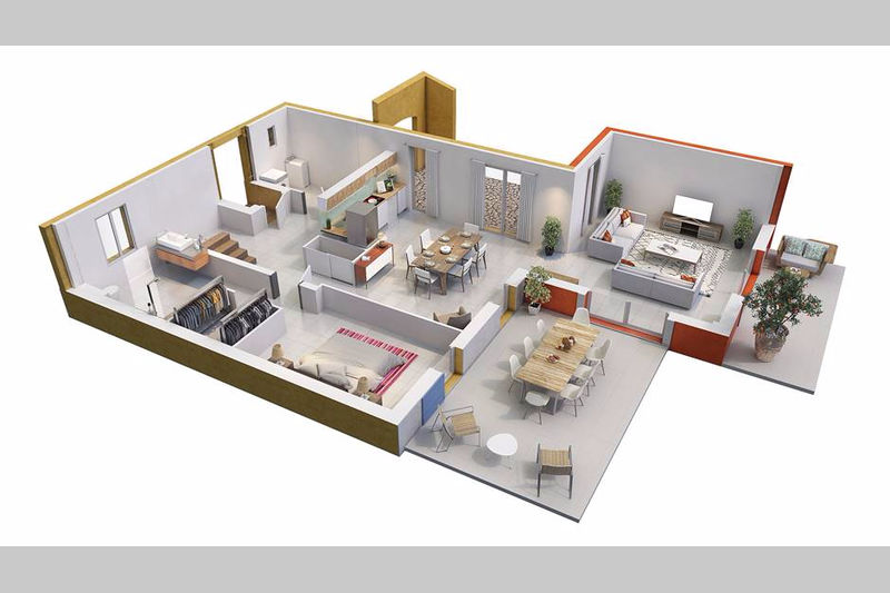 Photo n°5 - Vente Maison villa Grimaud 83310 - 725 340 €