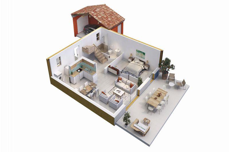 Photo n°6 - Vente Maison villa Grimaud 83310 - 750 340 €