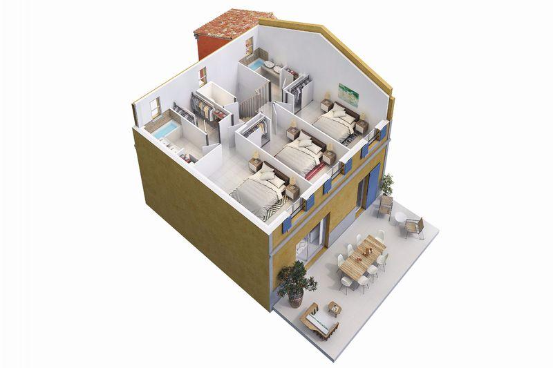 Photo n°7 - Vente Maison villa Grimaud 83310 - 750 340 €