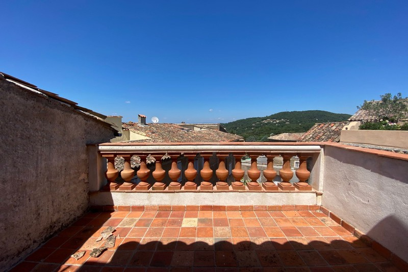 Photo n°2 - Vente maison de village La Garde-Freinet 83680 - 390 000 €