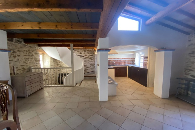 Photo n°3 - Vente maison de village La Garde-Freinet 83680 - 387 000 €