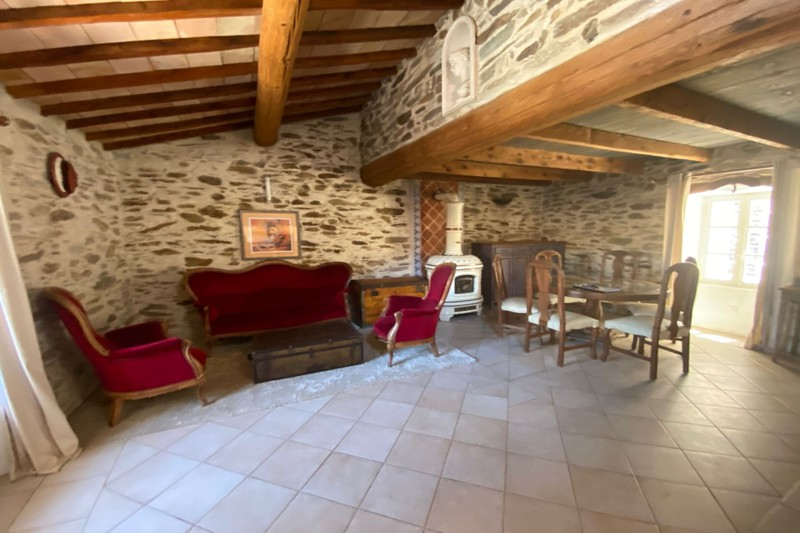 Photo n°3 - Vente maison de village La Garde-Freinet 83680 - 390 000 €