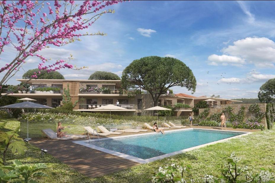 Vente appartement villa sur le toit sainte maxime 83120 1 819 000 - Appartement sous les toits ...