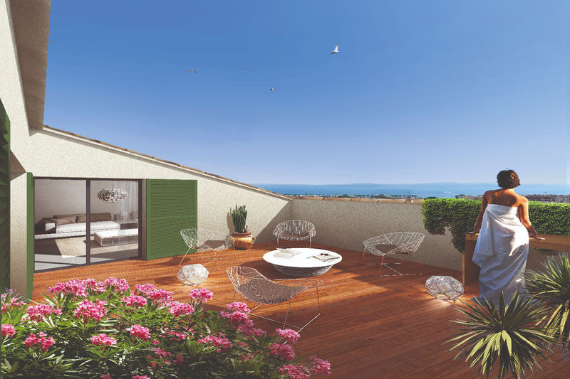 Photo n°3 - Vente appartement Sainte-Maxime 83120 - 601 800 €