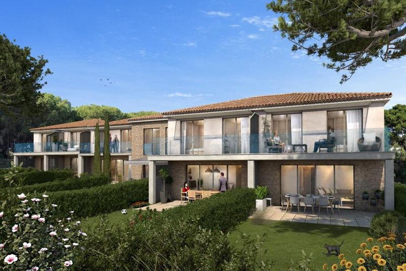Photo n°1 - Vente Appartement duplex Sainte-Maxime 83120 - 780 000 €