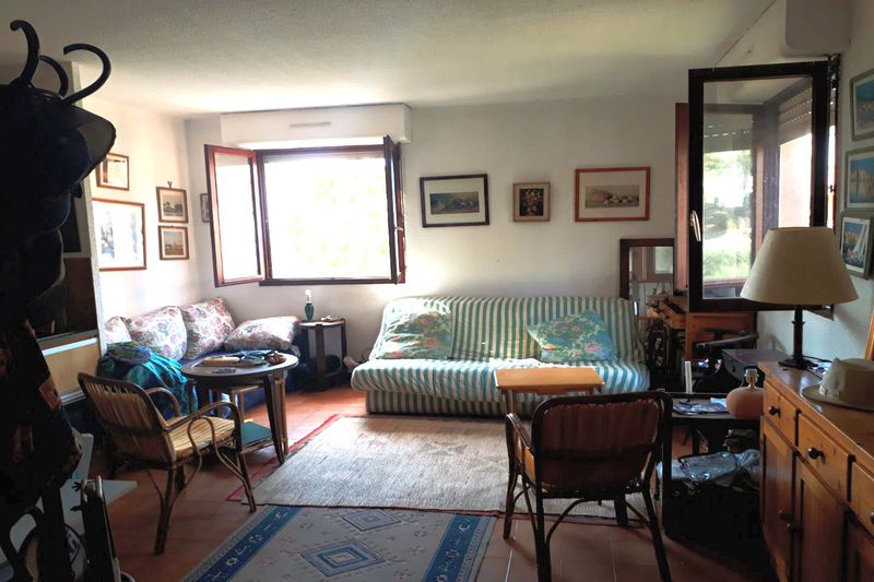 Photo n°1 - Vente appartement Sainte-Maxime 83120 - 99 000 €