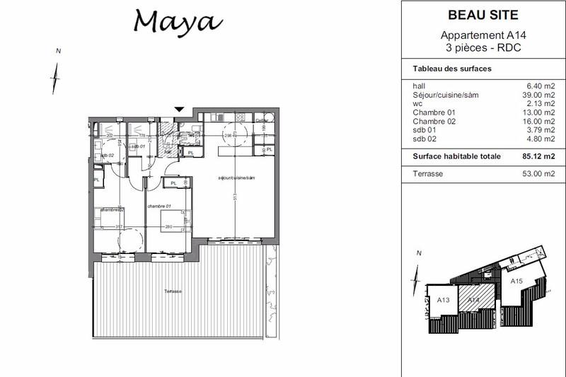 Photo n°6 - Vente appartement Sainte-Maxime 83120 - 1 269 000 €