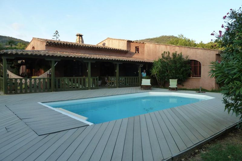 Photo n°1 - Vente Maison villa Grimaud 83310 - 790 000 €