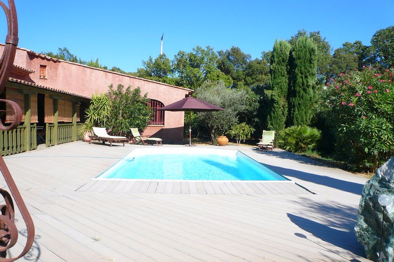 Photo n°2 - Vente Maison villa Grimaud 83310 - 790 000 €