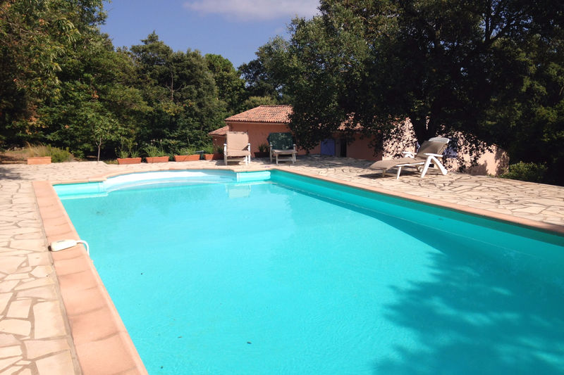 Photo n°2 - Vente Maison villa provençale La Garde-Freinet 83680 - 750 000 €