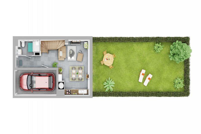 Photo n°5 - Vente maison Grimaud 83310 - Prix sur demande