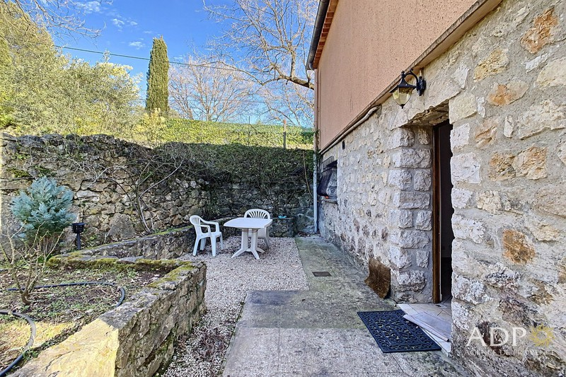 Apartment Roquefort-les-Pins  Rentals apartment  2 rooms   50m²