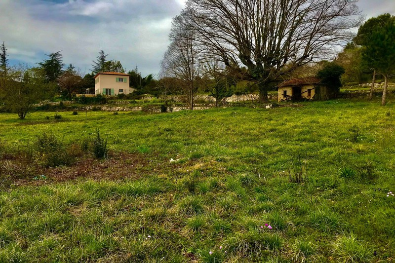 Terrain constructible Châteauneuf-Grasse   to buy terrain constructible   1435m²