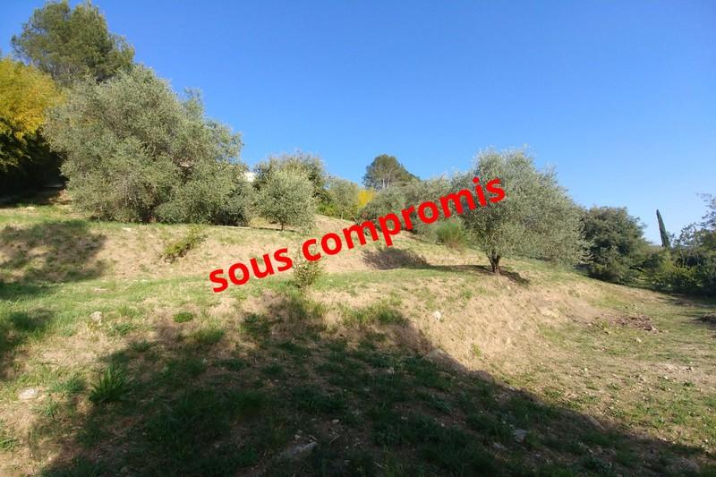 Photo Terrain Peymeinade   achat terrain   1066m²