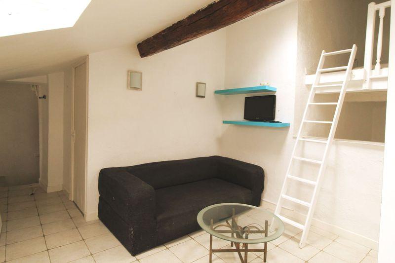 Appartement Grasse Centre historique,   achat appartement  2 pièces   29m²