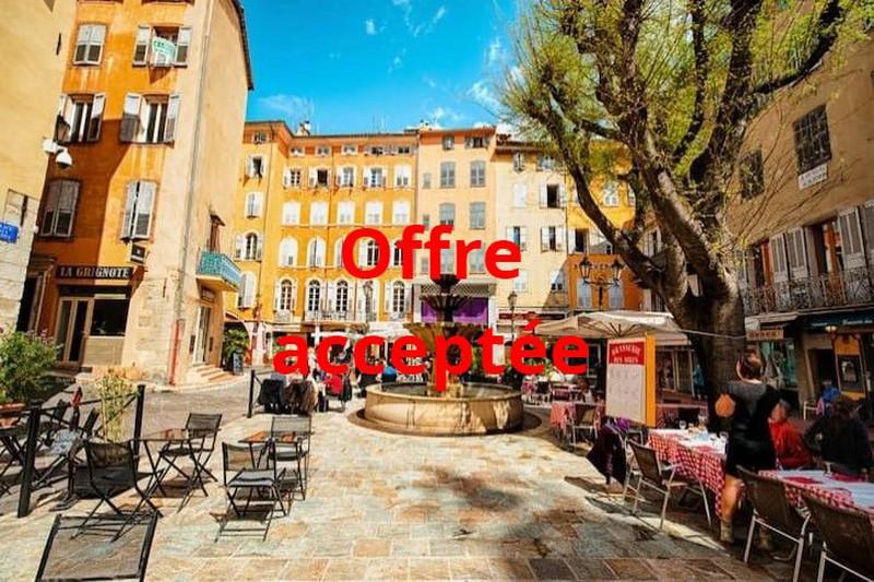 Appartement Grasse Centre historique,   achat appartement  1 pièce   34m²