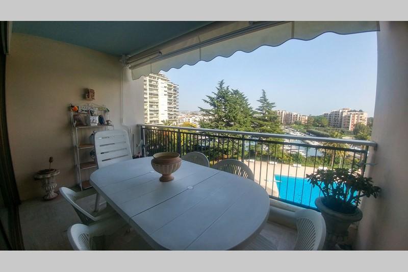 Apartment Mandelieu-la-Napoule Cannes marina,   to buy apartment  3 rooms   72m²