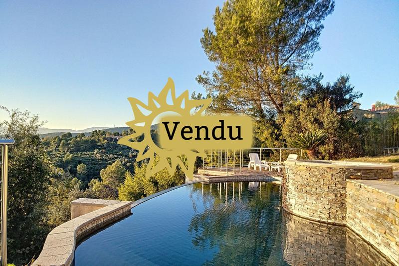 Villa Peymeinade   achat villa  4 chambres   160m²