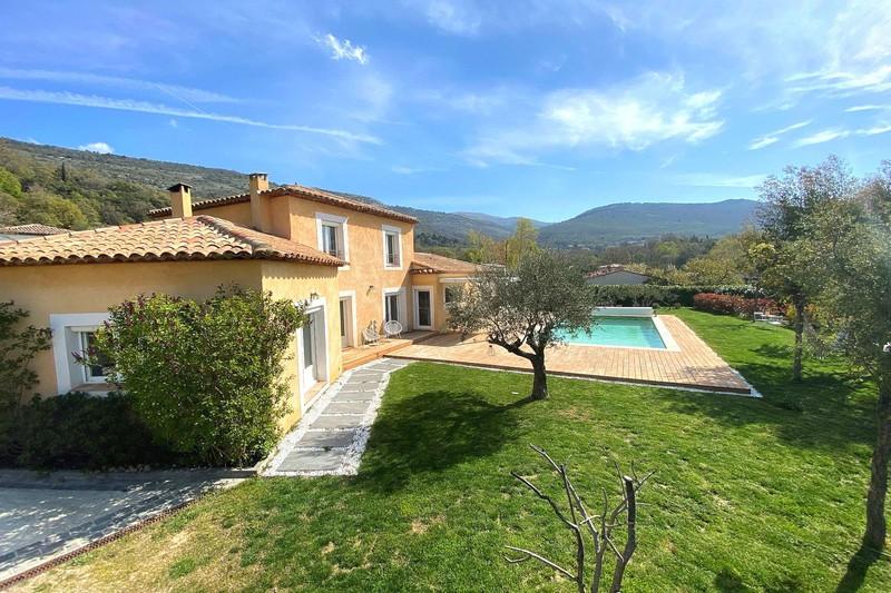 Maison Saint-Vallier-de-Thiey   achat maison  3 chambres   138m²