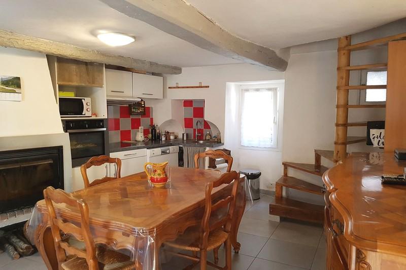 Maison Saint-Vallier-de-Thiey Centre village,   achat maison  2 chambres   45m²