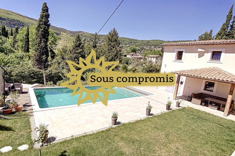 House Châteauneuf-Grasse   to buy house  5 bedrooms   229m²
