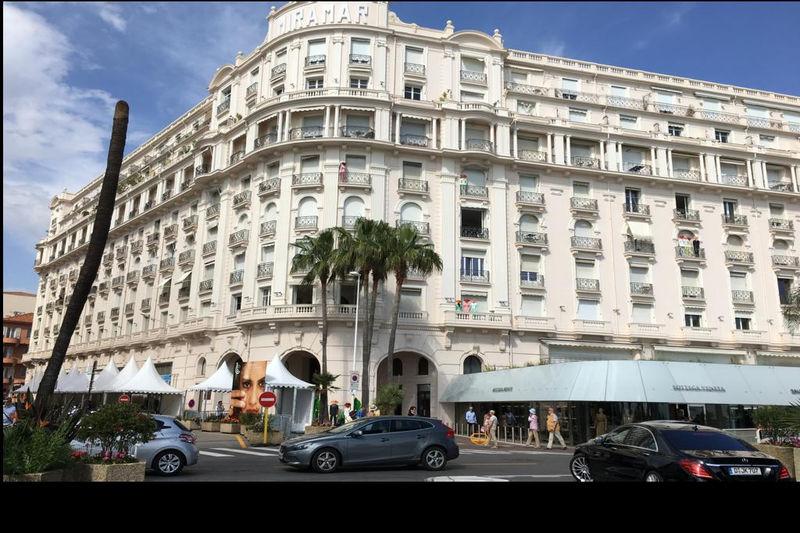 Appartement Cannes Centre-ville (banane),  Location saisonnière appartement  1 pièce   20m²