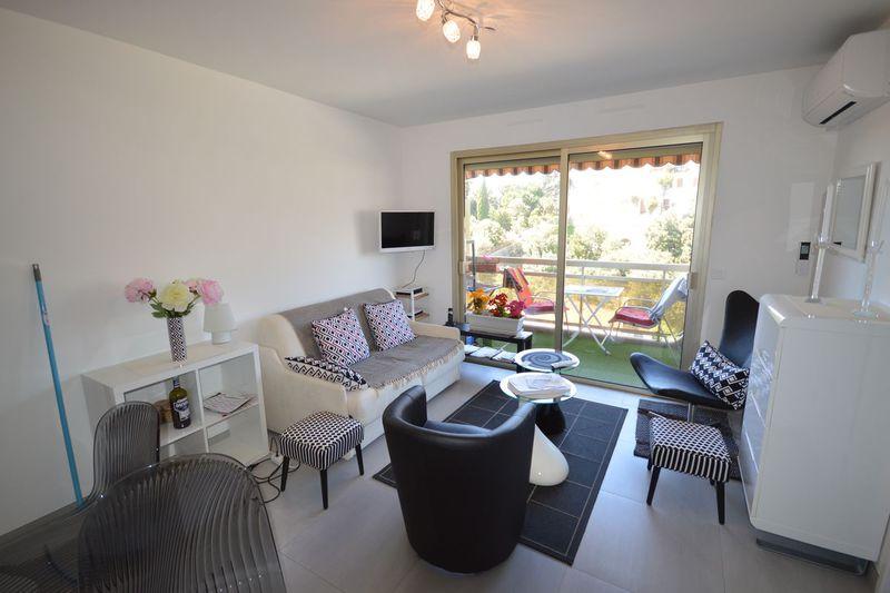 Appartement Cannes Stanislas-suquet-forville,  Location saisonnière appartement  2 pièces   37m²