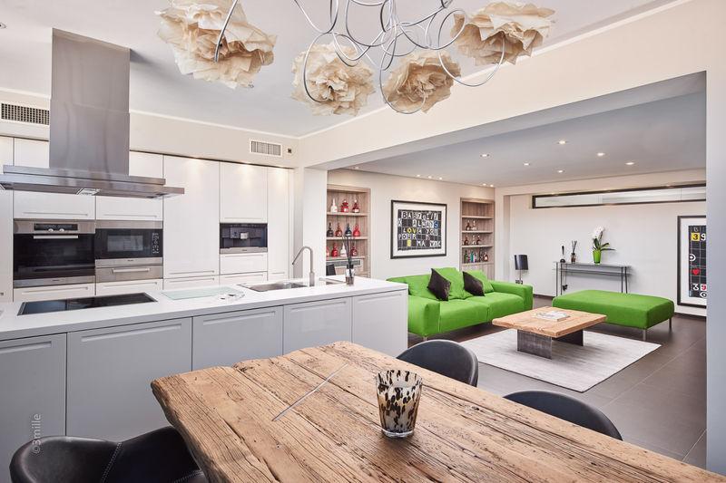 Appartement Cannes  Location saisonnière appartement  5 pièces   120m²