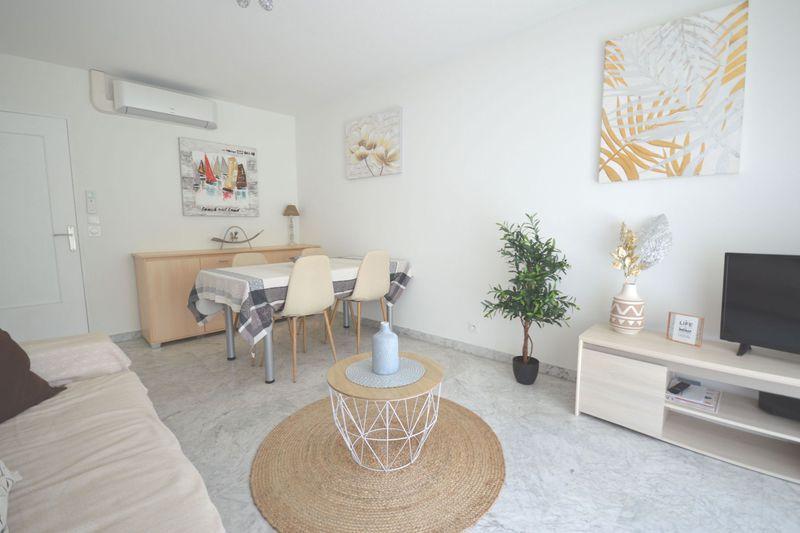 Appartement Cannes Stanislas,  Location saisonnière appartement  2 pièces   42m²