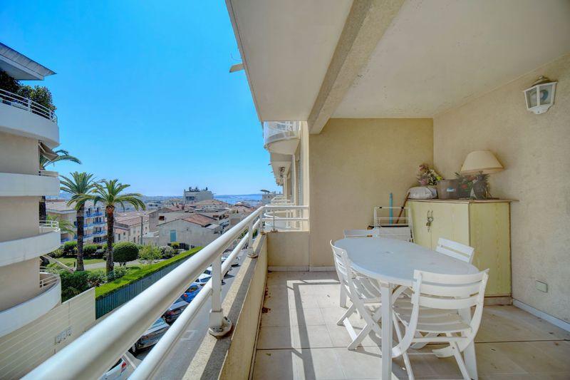 Appartement Cannes Centre-ville (carnot et environs),  Location saisonnière appartement  2 pièces   45m²