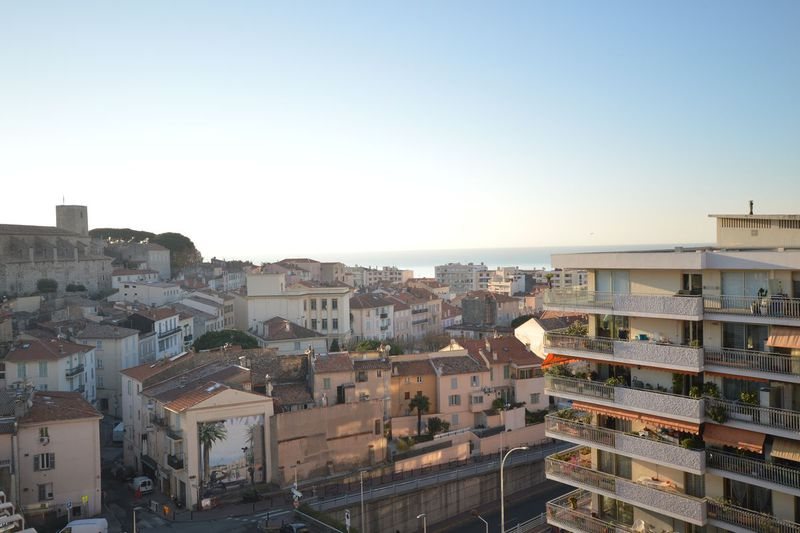 Appartement Cannes Suquet,  Location saisonnière appartement  1 pièce   26m²