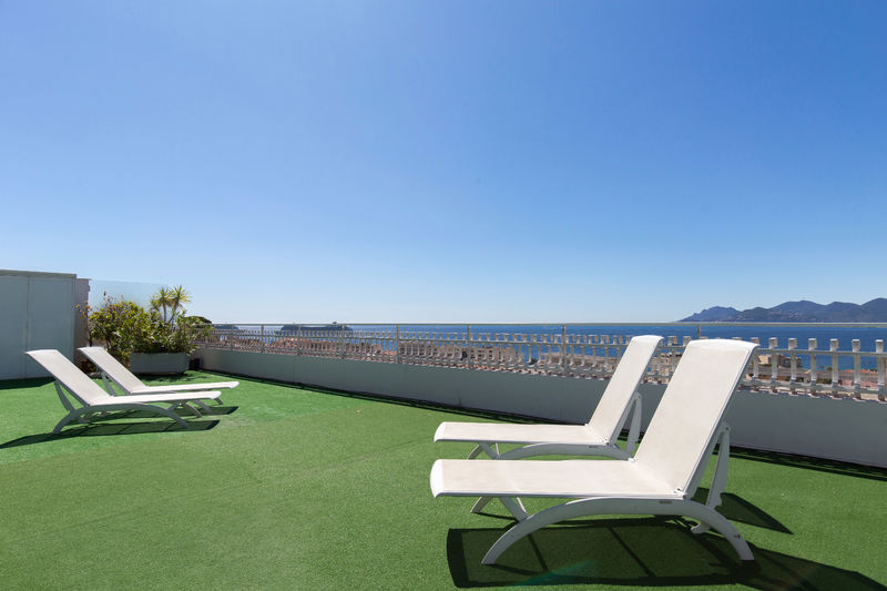 Appartement Cannes  Location saisonnière appartement  4 pièces   70m²