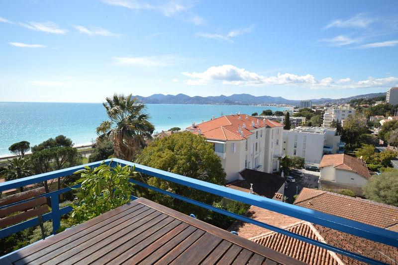 Appartement Cannes Plages du midi,  Location saisonnière appartement  3 pièces   65m²