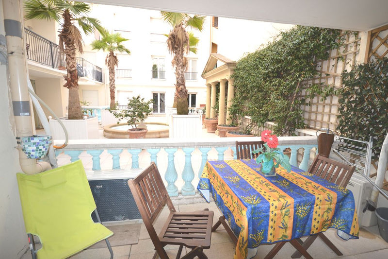 Apartment Cannes Rue g.clemenceau,   to buy apartment  2 rooms   48 m²