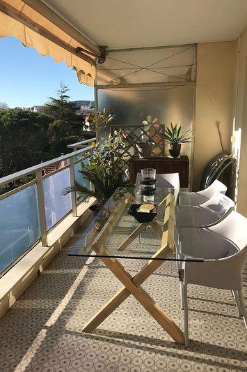 Photo Apartment Cannes Californie-montrose,   to buy apartment  3 rooms   82m²
