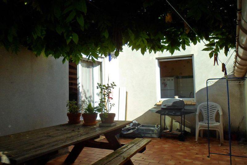 Photo Maison de village Cazilhac  Location maison de village  1 chambre   56m²