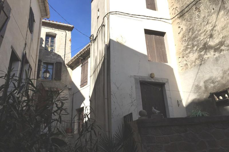 Photo Maison de village Saint-Laurent-le-Minier   achat maison de village  4 chambres   98 m²