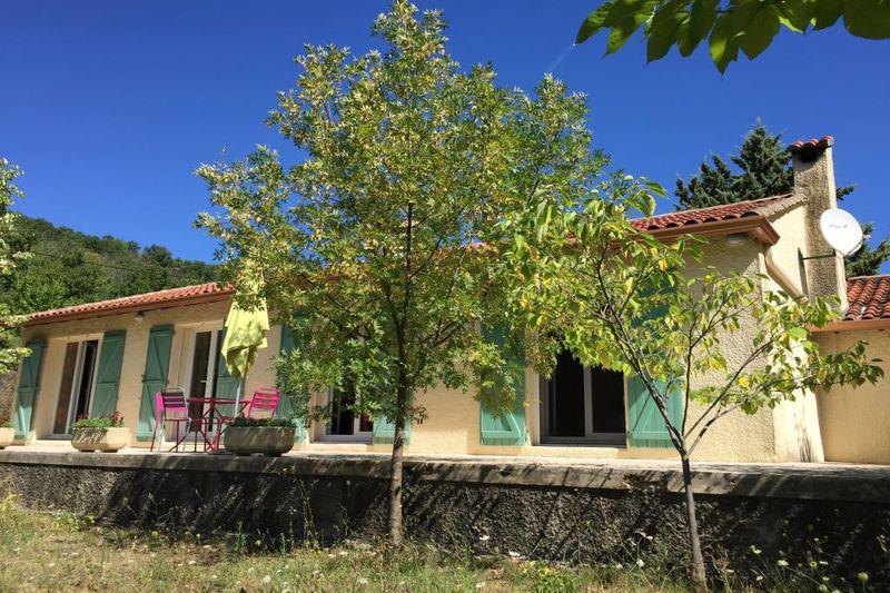 Photo Villa Saint-Laurent-le-Minier   achat villa  4 chambres   110m²