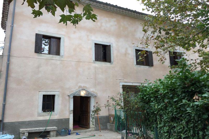 Photo Bastide Saint-Hippolyte-du-Fort   achat bastide  4 chambres   158m²