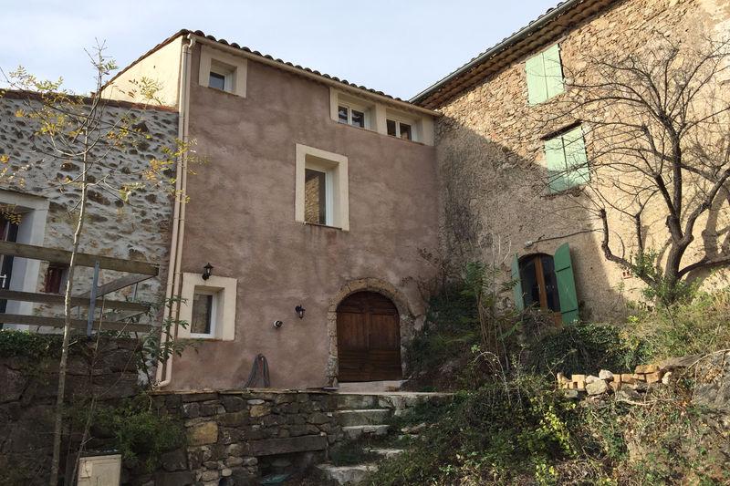 Photo Maison de hameau Saint-Bresson Cévennes,   achat maison de hameau  2 chambres   140m²