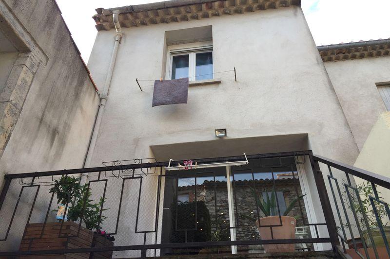 Photo Maison de village Saint-Bauzille-de-Putois   achat maison de village  4 chambres   99m²