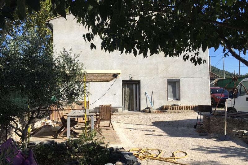 Photo Maison de village Saint-Bauzille-de-Putois   achat maison de village  4 chambres   130m²